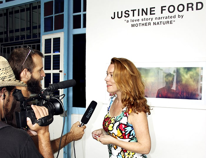 Justine Foord discussing the misunderstood art of Retouching min